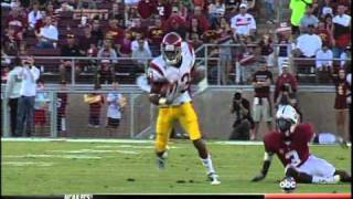 USC WR #13 Robert Woods Highlights 2010