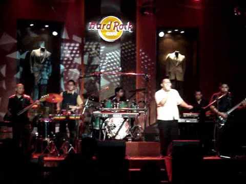 YfY: No Woman No Cry/No One at Hard Rock Café Makati