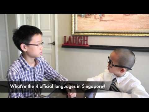 "Singlish - 36: 2nd Generation rich ""brag"" applies for Singapore Citizenship"