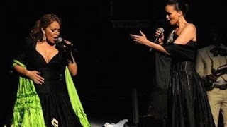 Jenni Rivera & Shaila Dúrcal - Amor Eterno (Live)