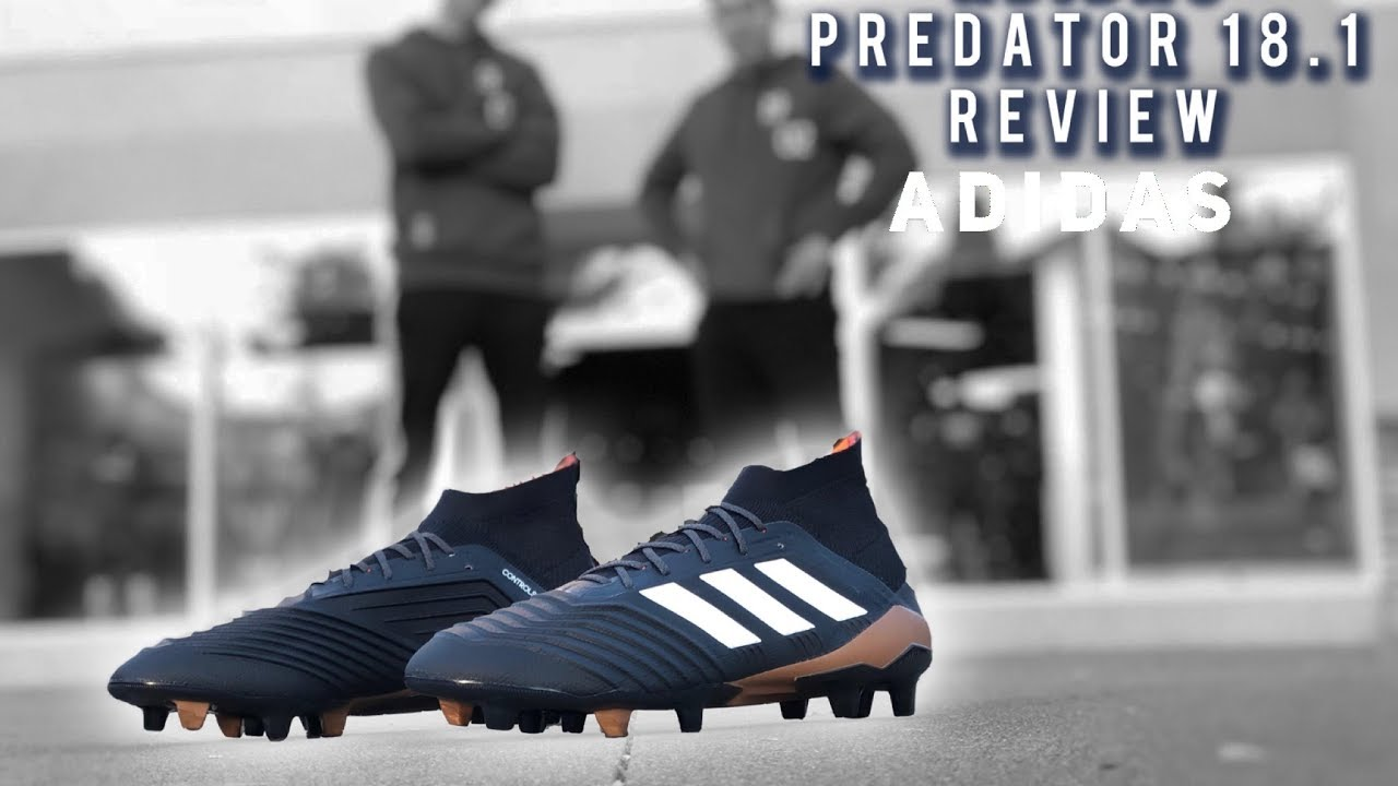 ADIDAS PREDATOR 18.1 FG CLEAT REVIEW | SOCCER WEARHOUSE