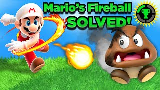 Game Theory: Mario's Secret Fire Power is... Rocket Fuel!