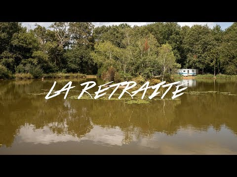 Carp Fishing In France At La Retraite