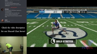 Lets Get Rekt! w Chris! #8 (NFL Training Camp, Wii 2010)