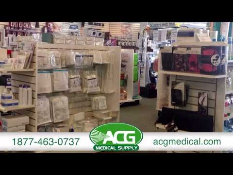 ACG Medical Supply | Retail Sales, Rentals & Repairs Of Medical Supplies | Dallas, TX