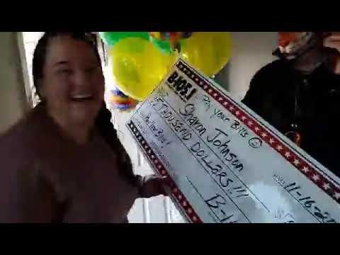 B-105 Gives Away $15,000!