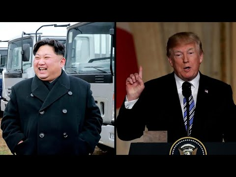 Trump says he'll leave North Korea talks if they're not 'fruitful'