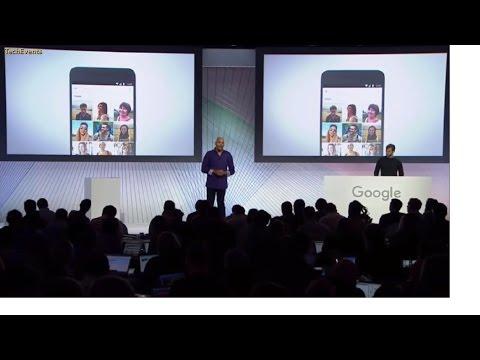 Google Press Event Keynote 2015: Nexus 5X, 6P, Pixel C and more