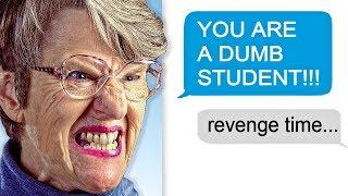 """rSlash Prorevenge """"REVENGE ON MY ENTITLED TEACHER!"""" r/prorevenge Top Posts of All Time"""