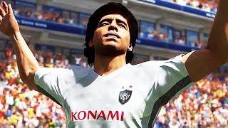 PES 2018 Diego Maradona Trailer (2018) PS4 / Xbox One / PC