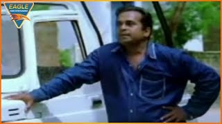 Tiger One Man Army Hindi Dubbed Movie || Brahmanandam Best Comedy Scene || Eagle Entertainment Offic
