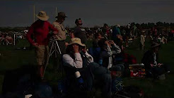Madras Eclipse 2017 crowd reaction