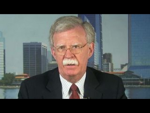 John Bolton: US must show that we stand with South Korea