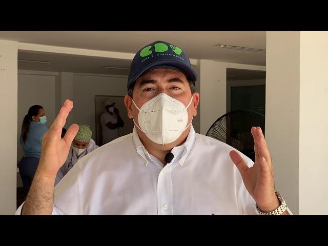 Santiago Vásquez Secretario de Gestión Social de Barranquilla
