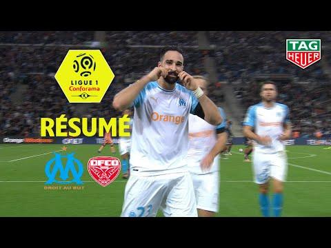 Olympique de Marseille - Dijon FCO ( 2-0 ) - Résumé - (OM - DFCO) / 2018-19