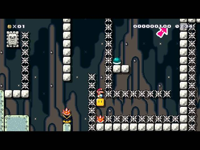 [SMM] 5 Easy Kaizo Levels with First Clear