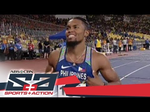 The Score: Eric Cray brings Philippines its 8th gold medal in the 29th SEA Games