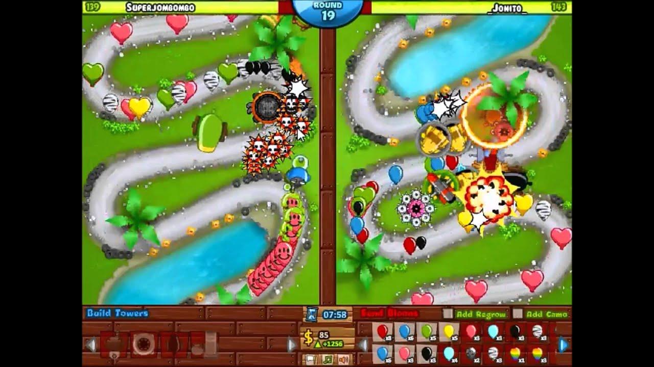 how to play btd battles