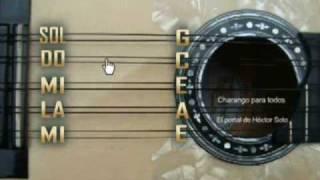 AFINACION DEL CHARANGO - HECTOR SOTO - how to tune a charango