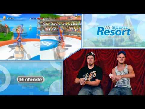 THE FOLD - Wii Sports Resort (Sword Play)