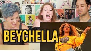 BEYONCE COACHELLA - Beychella - REACTION - 2018
