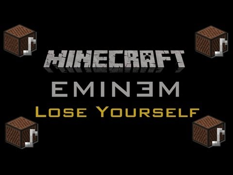 Minecraft Song: Eminem - Lose Yourself