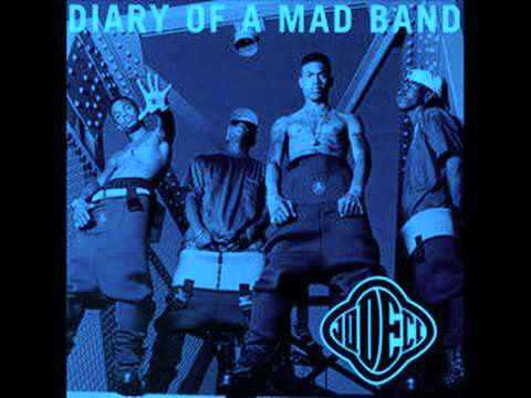 Jodeci My heart belongs to you (Slowed and Throwed)