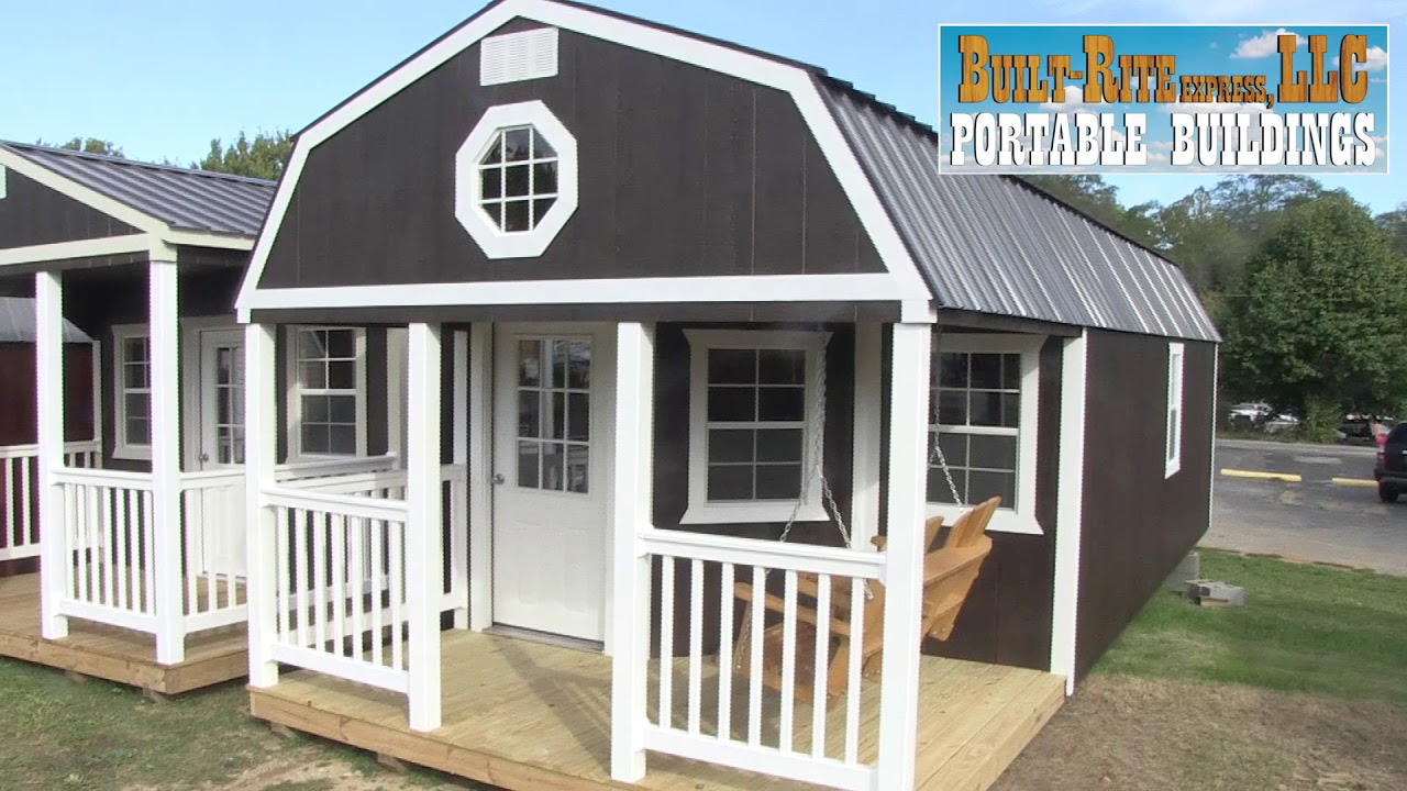 Built-Rite Express Storage Sheds and Portable Buildings - www
