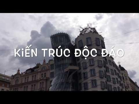 Khám phá Ngôi Nhà Nhảy Múa ( Dancing House) Prague - Cs tại CH Sec Vl18/17