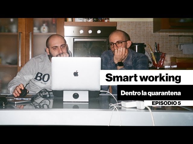 Dentro la quarantena - #Smartworking [DENTRO LA BAND #05]