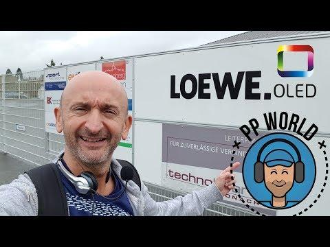 Je visite l'unique usine d'OLED-TV en Europe ! (Loewe)