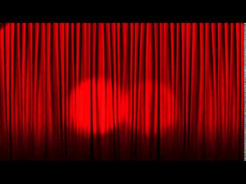 Curtain Swing Open Animation