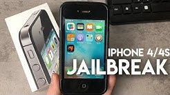 How to Jailbreak iPhone 4s - iOS 9.3.5 - 2019 Jailbreak