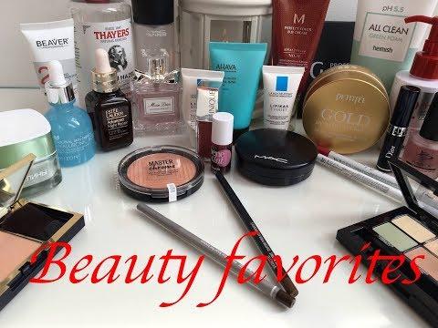Фавориты марта, бюджетная косметика, люкс и корейские новинки, Maybelline, Beaver, Missha, Clinique