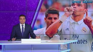"""من """"بي إن سبورت"""" .. """"راتب خيالي"""" يُقرب بيبي من الرحيل عن ريال مدريد إلى الدوري الصيني"""