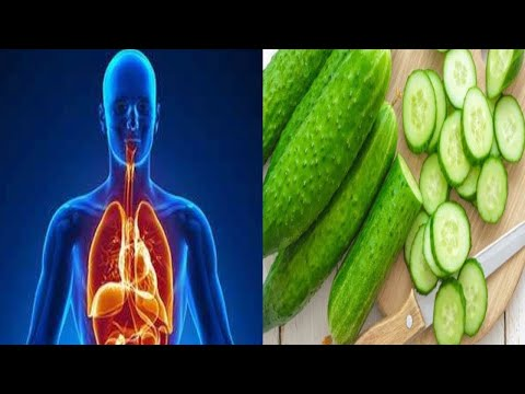 She Ate Cucumber Every Day And Then Everybody Noticed That She Has Changed