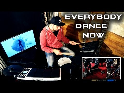Everybody Dance Now (Gonna Make You Sweat) / One Man Band cover