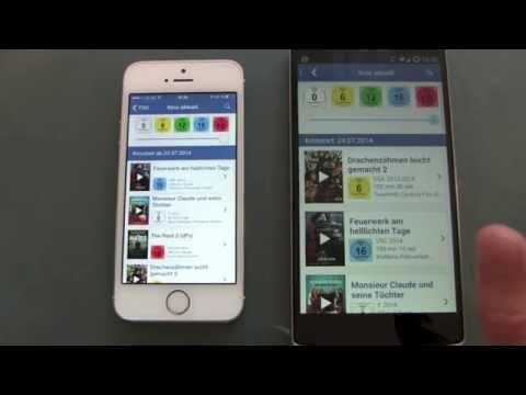 FSK Film und Serien App für iOS und Android