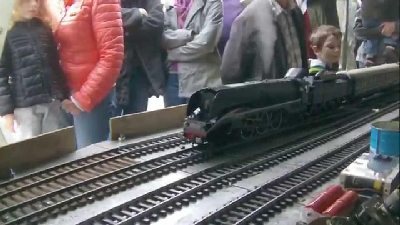 14eme salon du train miniature orleans 2014 vapeur vive for Salon du train miniature