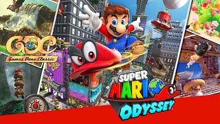 Games Done Classic - Super Mario Odyssey