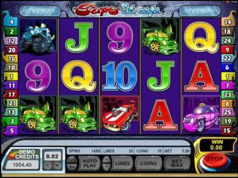Supe It Up™ - Onlinecasinos.Best