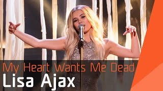 Lisa Ajax – My Heart Wants Me Dead   Melodifestivalen 2016 thumbnail