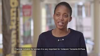 GSMA Connected Women Commitment Partner: Vodacom Tanzania