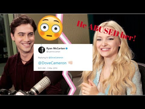 PROOF Ryan McCartan Emotionally Abused Dove Cameron EXPOSED