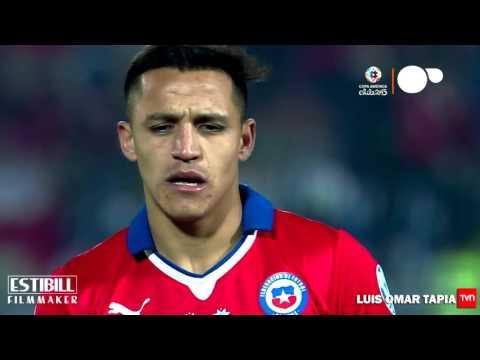 Copa América 2015 - Penales - Chile vs Argentina