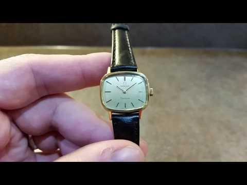 1973 ladies Omega Geneve vintage watch