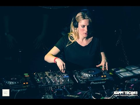 Anna Reusch @ Happy Techno - City Hall (Barcelona / Spain) - 26.03.2016