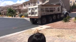 Las Vegas, Henderson ,Star Nursery - How they deliver stone / gravel to your house