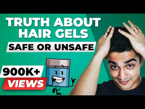 Honest Advice About HAIR Gels & Waxes - 5 Hair Product Side Effects | BeerBiceps Hair Care