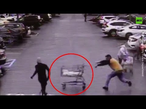 Shopping Cart - 1, Shoplifter - 0